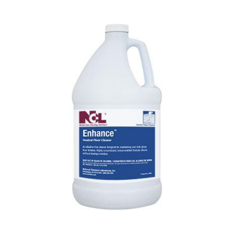 Enhance Neutral Floor Cleaner, 1 Gal (Carton of 4)