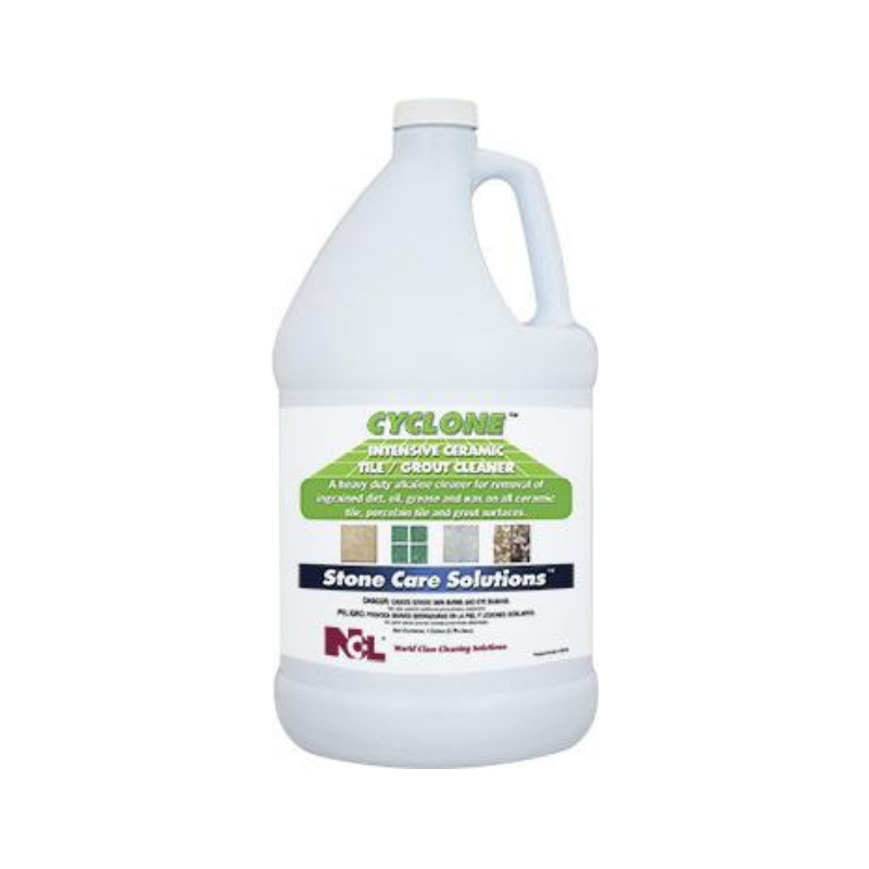 Cyclone Intensive Ceramic Tile / Grout Cleaner, 1 gal (Case of 4)