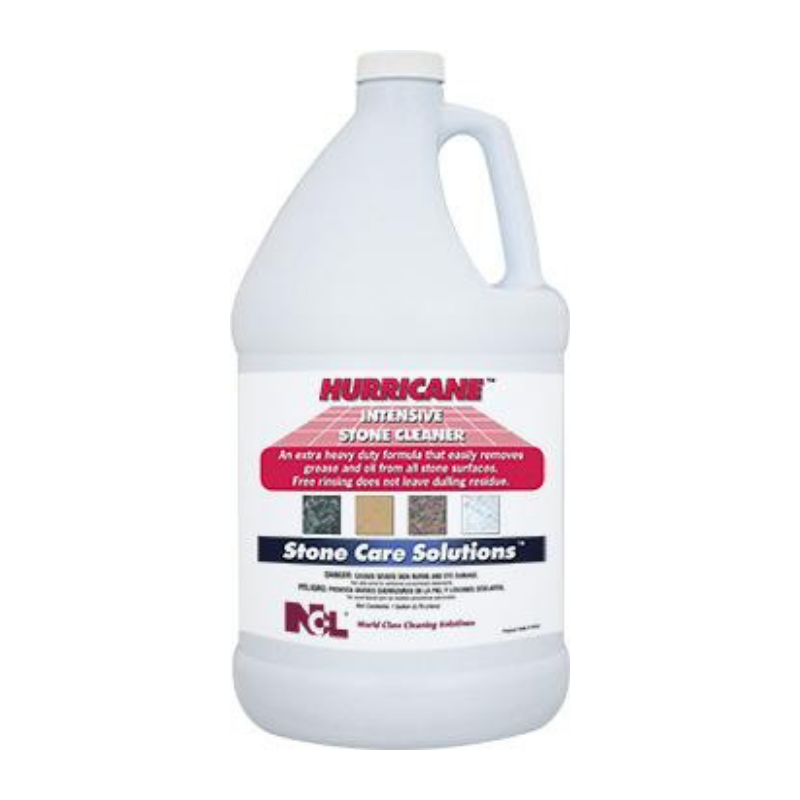 Hurricane Intensive Stone Cleaner, 1 gal (Case of 4)