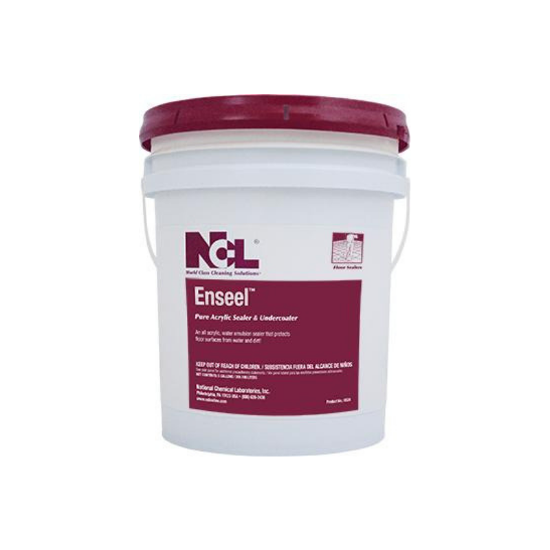 Enseel Acrylic Sealer and Undercoater, 5 gal (Each)