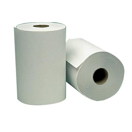 "Advantage Renature Hard Roll Towels-White(8"" x 600')"