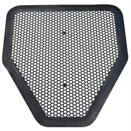 Big D Urinal Deo-Gard Disposable Floor Mat-Charcoal