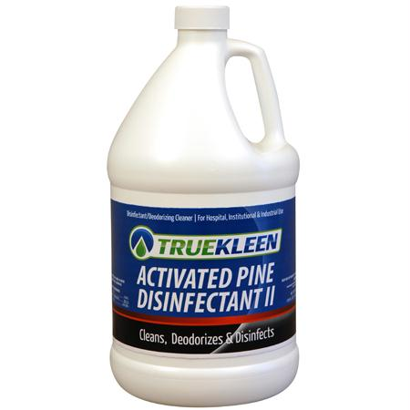 TRUEKLEEN Activated Pine Disinfectant II Cleaner(Gal.)