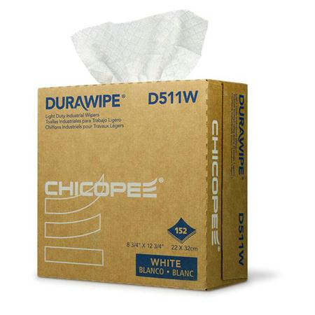 Chicopee DuraWipe Light Duty Industrial Wiper(152 ct.)