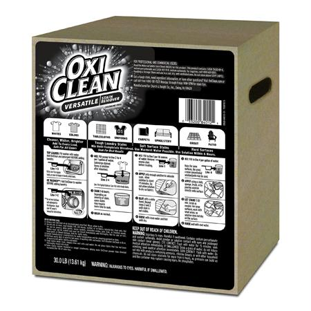 Arm & Hammer OxiClean Versatile Stain Remover(30 lb.)