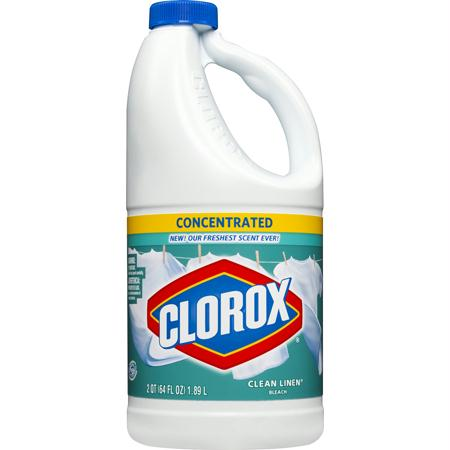 Clorox Clean Linen Concentrated Bleach(64 oz.)
