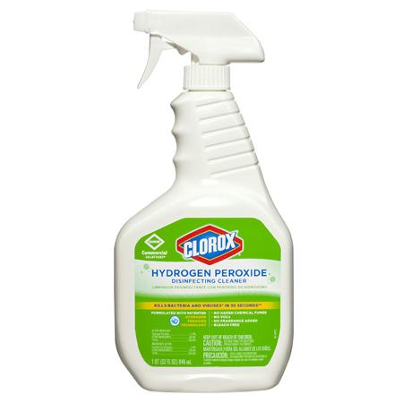 Clorox Hydrogen Peroxide Disinfecting Cleaner(32 oz.)
