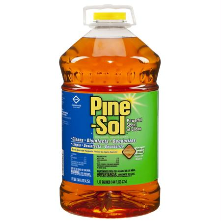 Clorox Commercial Solutions Pine-Sol Cleaner(144 oz.)