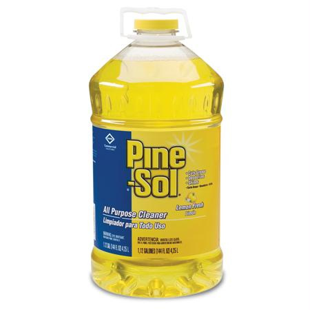 Clorox Commercial Solutions Lemon Pine-Sol All-Purpose Cleaner(144 oz.)