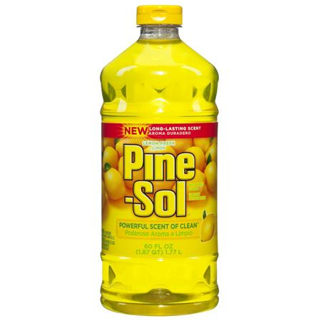 Clorox Lemon Fresh Pine-Sol Cleaner(60 oz.)