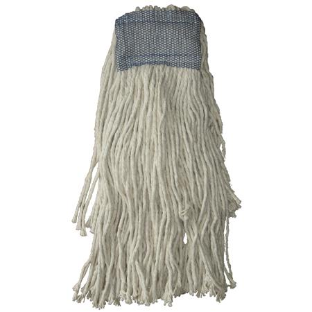 Carolina Mop Brute Cotton 8 Ply Cut-End Mops(24 oz.)