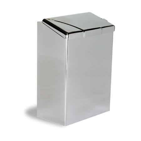Continental Sanitary Napkin Receptacle-Chrome