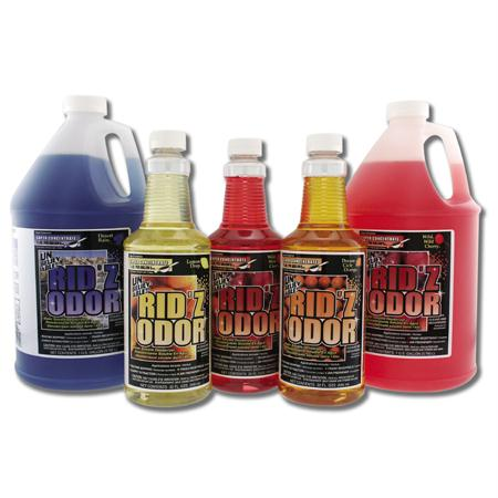 Core Unbelievable! Rid'z Odor Super Concentrate Liquid Deodorizers(32 oz)