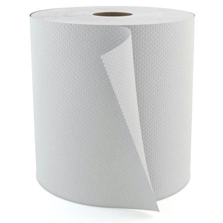 "Cascades PRO Select Roll Towel-White(7.9"" x 800')"