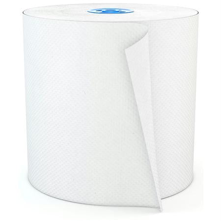 "Cascades PRO Perform Tandem Proprietary Roll Towel-White(7.5"" x 1050')"
