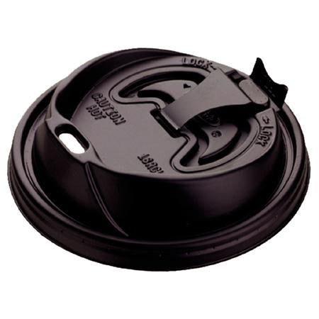 Dart Optima Reclosable Lid-Black