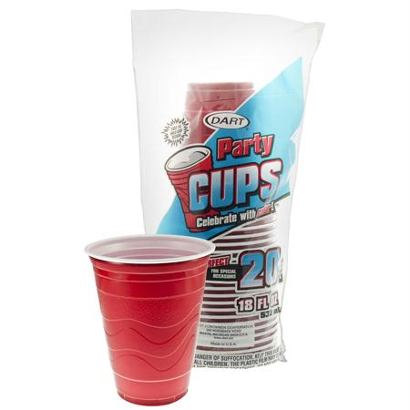 Dart Party Cup(18 oz.)