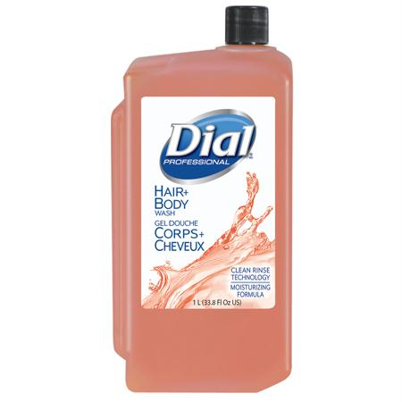 Dial Body & Hair Shampoo(1 L)