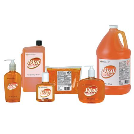 Dial Liquid Dial Antimicrobial Soap(Liter Refill Cartridge)