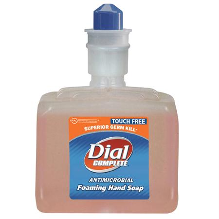 Dial Complete Antimicrobial Touch Free Refill(1.2 L)