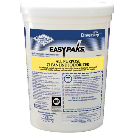 Easy Paks All Purpose Cleaner(.5 oz. Packet)