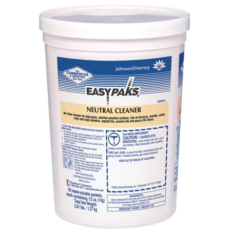 Easy Paks Neutral Cleaner(.5 oz. Packet)