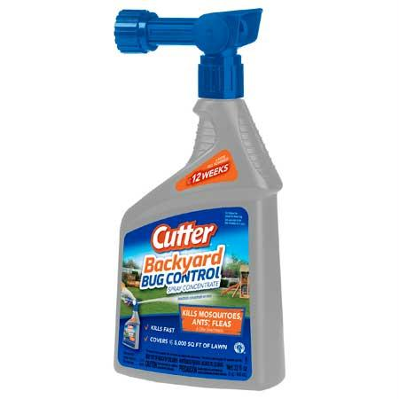 Cutter Backyard Bug Control Spray Concentrate (Ready-to-Spray)(32 oz.)