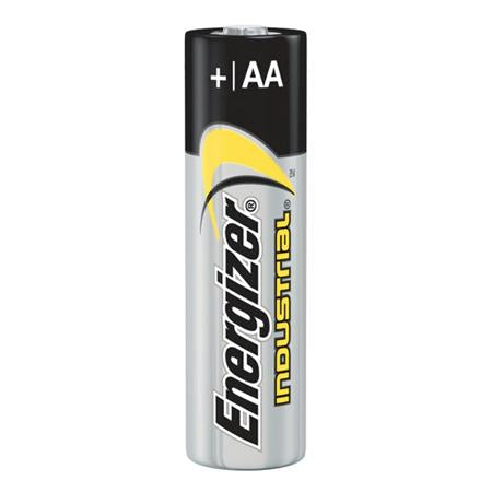 Energizer Industrial Alkaline AA Battery(24 per pack)