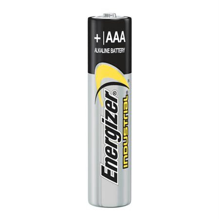 Energizer Industrial Alkaline AAA Battery(24 per pack)