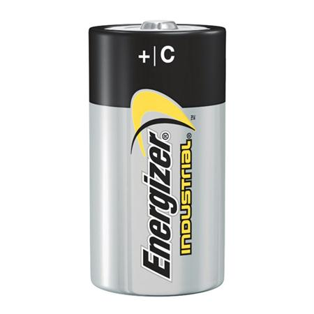 Energizer Industrial Alkaline C Battery(12 per pack)