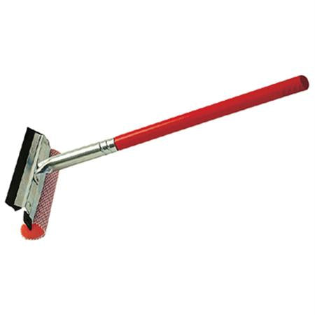 "Ettore Auto Squeegee Scrubber Wood Handle(10"" Replacement Head)"