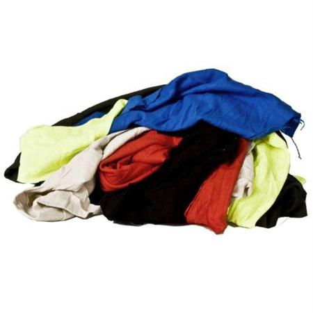 Assorted Colored New T-Shirt Material(25 lb.)