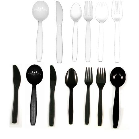 Heavy Weight Cutlery-Black(Fork)