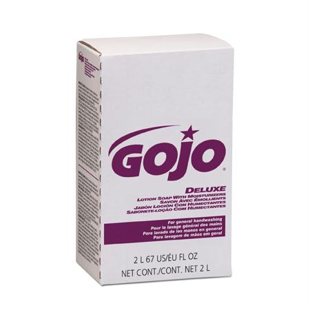 GOJO Deluxe Lotion Soap w-Moisturizers(2000 mL NXT?)