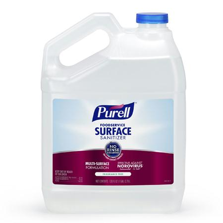 GOJO Purell Foodservice Surface Sanitizer(Gal.)