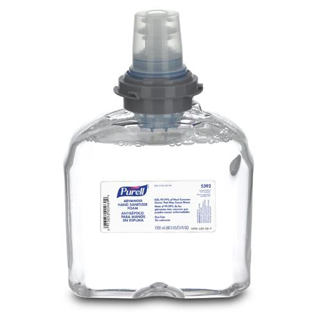 GOJO Purell Advanced Instant Hand Sanitizer Foam(1200 mL TFX?)