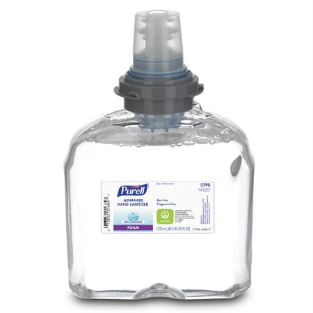 GOJO Purell Advanced Skin Nourishing Hand Sanitizer(1200 mL TFX?)