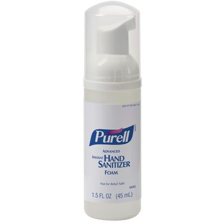 GOJO Purell Advanced Instant Hand Sanitizer Foam(45 mL Pump)