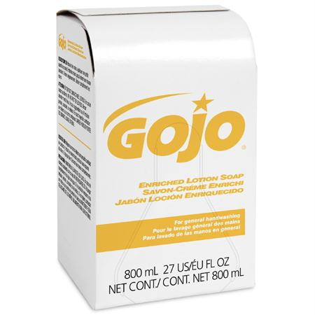GOJO Enriched Lotion Soap(800 mL BIB)