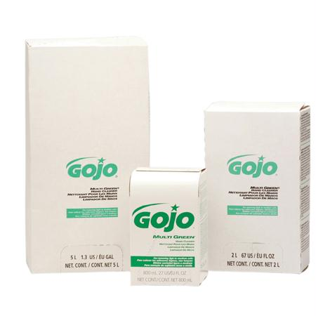 GOJO Multi Green Hand Cleanser(800 mL BIB)