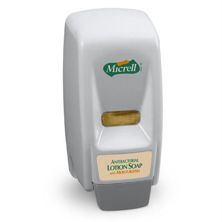 GOJO Micrell 800 mL Dispenser-Dove Gray