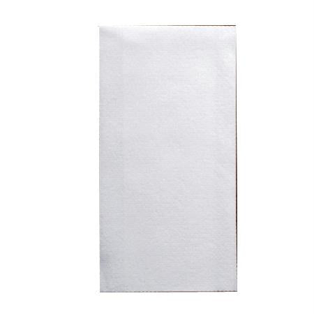 Hoffmaster White Linen-Like Guest Towel