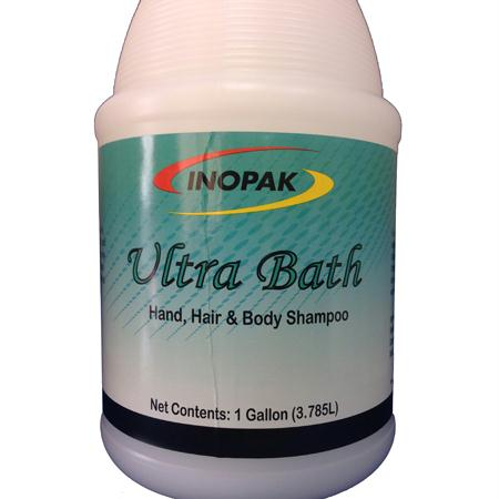 Inopak UltraBath Hair & Body Shampoo(Gal.)