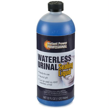 Instant Power Waterless Urinal Sealing Liquid(32 oz.)