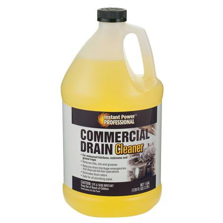 Instant Power Commercial Drain Cleaner(Gal.)