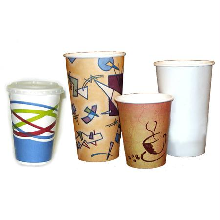 International Paper Hot Cups(12 oz.)