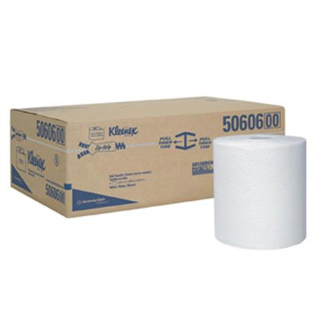 "Kimberly-Clark Kleenex Hard Roll Towel(8"" x 600')"