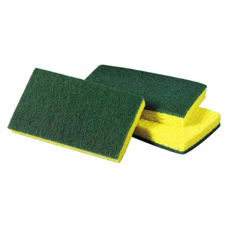 3M Scotch-Brite Medium Duty Scrub Sponge No. 74