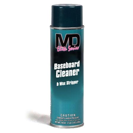 MD Elite Baseboard Cleaner & Wax Stripper(19 oz.)