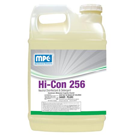 MPC Hi-Con 256  Neutral Disinfectant & Detergent(5 Gal.)